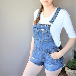 CLEARANCE! Bethany Mota jeans overalls.